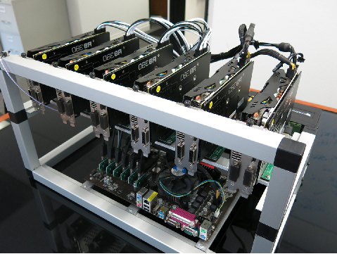 altcoin mining rig